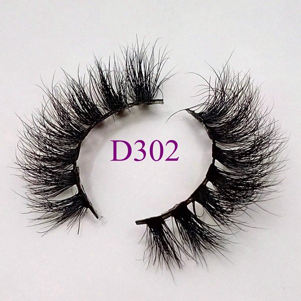 Mikiwi 3D Mink Lashes Private Logo D302