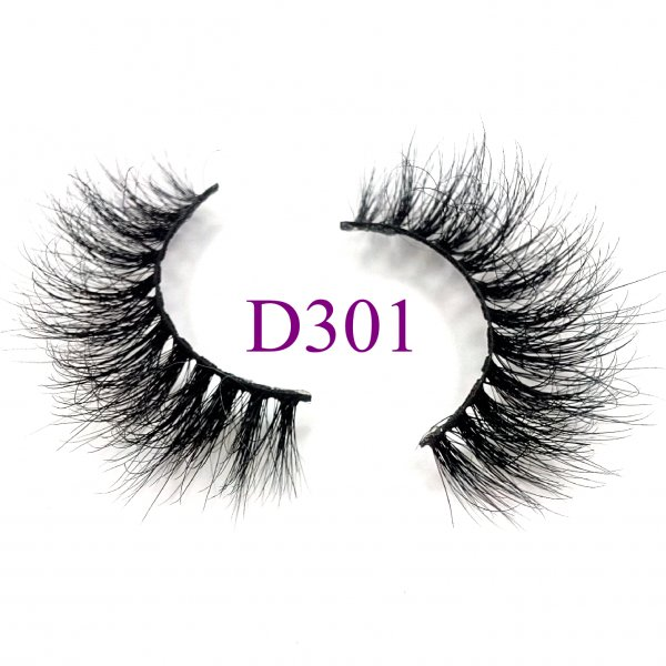 Mikiwi 3D Mink Lashes Private Logo D301