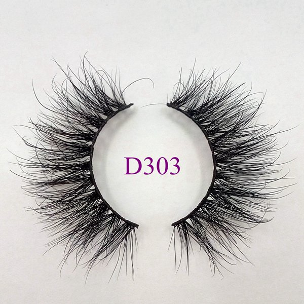 Mikiwi 3D Mink Lashes Private Logo D303