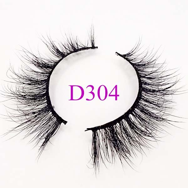 Mikiwi 3D Mink Lashes Private Logo D304