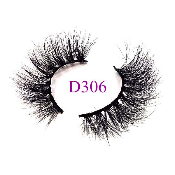 Mikiwi 3D Mink Lashes Private Logo D306