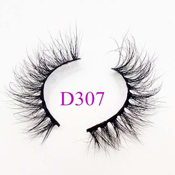 Mikiwi 3D Mink Lashes Private Logo D307
