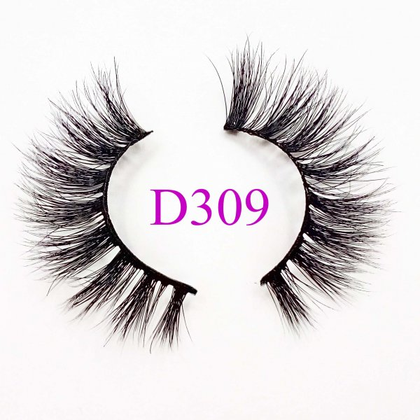 Mikiwi 3D Mink Lashes Private Logo D309