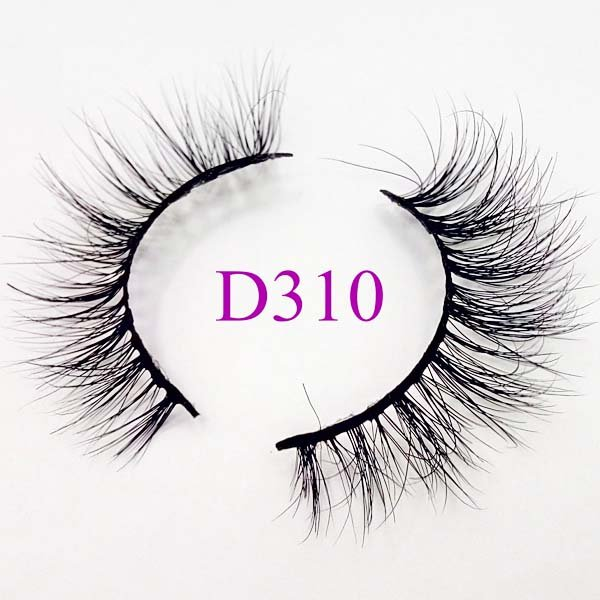 Mikiwi 3D Mink Lashes Private Logo D310