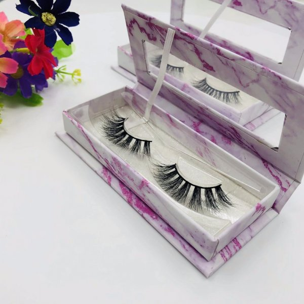 Private label Custom lashes packaging