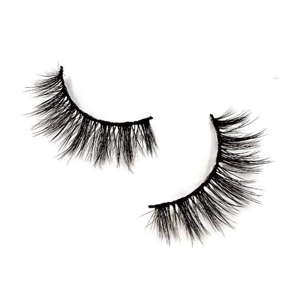 3D Faux Mink Lashes With Black Cotton Band - mikiwi Lashes