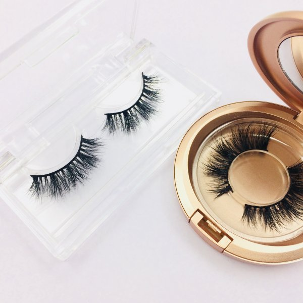 New arrivals D388  lashes mink cruelty free