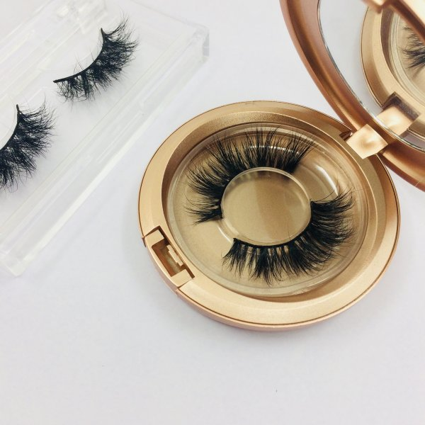 New arrivals D389 lashes mink cruelty free private label lashes