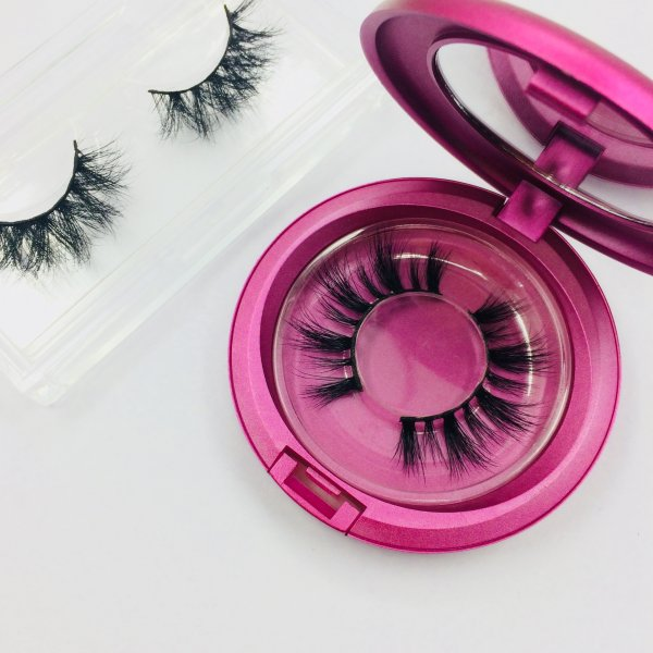New arrivals D391 lashes mink cruelty free private label lashes
